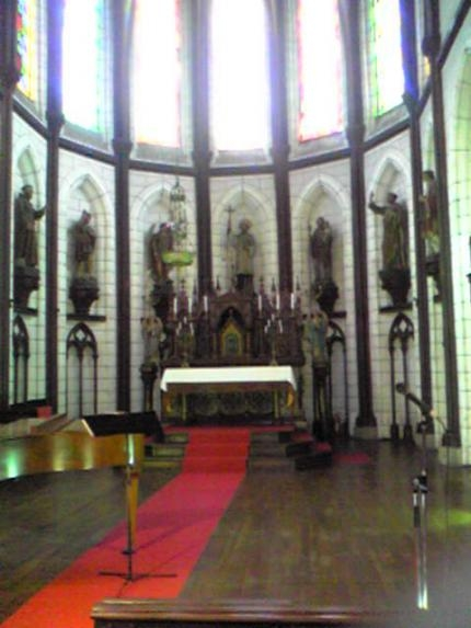 ザビエル教会